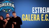 ESTREIA GALERA ESPORTE CLUBE   (11/08/21) - Completo