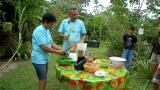 Moradores adotam alimenta��o viva em reserva no RJ (2)