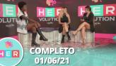 Hervolution (01/06/2021) | Completo