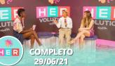 Hervolution (29/06/21) | Completo