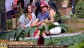 Gata quer mostrar nudes e provoca crise entre casal