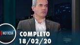 É Notícia explica as mudanças da economia em 2020 (18/02/20) | Completo
