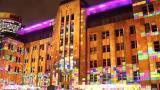 Festival ilumina cidade de Sydney, na Austr�lia