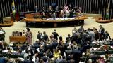 C�mara aprova financiamento de empresas para partidos