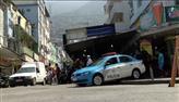 Moradores da favela da Rocinha vivem mais um dia de pânico