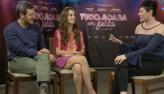 Marcos Veras e Giovanna Lancelllotti falam do filme