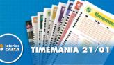 Resultado da Timemania - Concurso nº 1435 - 21/01/2020