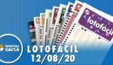 Resultado da Lotofácil - Concurso nº 2008 - 12/08/2020