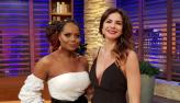 Adriana Bombom é a convidada do Luciana By Night nesta terça (13)