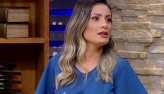 Andressa Urach comenta suas frases polêmicas no Luciana by Night