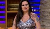 Solange Gomes fala sobre sua autobiografia no Luciana by Night