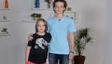 Alessandra Scatena recebe homenagem dos filhos: