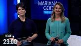 Mariana Godoy Entrevista recebe Giba e Carla Vilhena