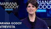 Mariana Godoy Entrevista com Giba e Carla Vilhena - Íntegra