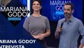 Mariana Godoy Entrevista com Simone Zucato e Françoise Forton - Íntegra