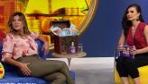 Nathalia Arcuri recebe Cristiana Oliveira no Me Poupe! Show