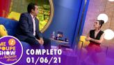 João Kepler no Me Poupe Show (01/06/21)   Completo