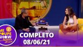 David Portes no Me Poupe! Show (08/06/21)   Completo