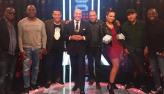 Geisy Arruda e grupo Molejo são os convidados do 'Mega Senha