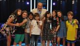Marcelo de Carvalho comanda Mega Senha especial com participantes mirins