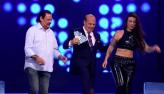 Carlinhos Aguiar e Barbara Labres jogam no Mega Senha deste sábado (24)
