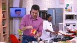 Edu Guedes prepara v�rios tipos de hamb�rguer