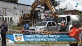 Moradores da Zona Leste de SP abandonam casas ap�s vazamento de nafta