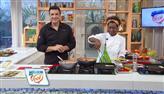 Edu Guedes ensina a preparar receita de moussaka