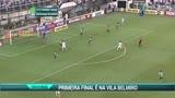Santos e Palmeiras se preparam para final da Copa do Brasil