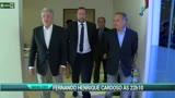 Franz Vacek recebe Fernando Henrique Cardoso para o 'Mariana Godoy'
