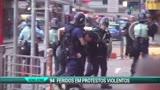 Conflitos com a pol�cia deixam diversos feridos em Hong Kong