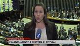 Câmara faz votação fatiada sobre a reforma política