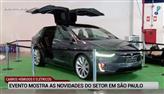 Evento em São Paulo apresenta os novos carros híbridos e elétricos