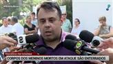Pai de estudante morto pede que atirador seja perdoado
