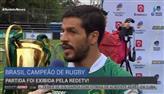 Brasil é campeão do Sul-Americano 6 Nações de Rugby XV pela primeira vez
