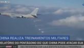 Relatório do Pentágono diz que China pode atacar EUA