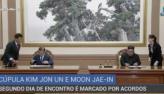Líderes das duas Coreias assinam acordo para desnuclearização da região