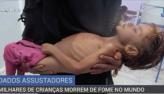 Unicef e OMS revelam que 6,3 milhões de crianças morreram em 2017 no mundo