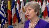 Thereza May conquista apoio do próprio governo do Reino Unido para o Brexit