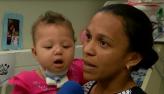Campanha tenta ajudar bebê com síndrome rara que nunca saiu do hospital