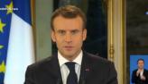 Presidente francês aumenta salário mínimo após protestos pelo país
