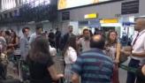 Voos cancelados no aeroporto de Cumbica causam transtornos em São Paulo