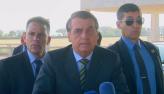 Bolsonaro diz que aumento de queimadas pode ter sido provocado por ONGs