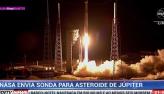 Nasa envia sonda para asteroide de Júpiter