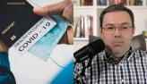 Leandro Ruschel vê passaporte sanitário como