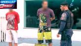 Comerciante luta com ladrão armado e coloca criminoso para correr