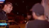 Motorista é sequestrado por ladrões armados: