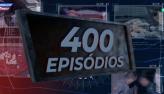 'Operação de Risco' completa 400 programas e recebe homenagens