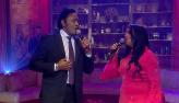 Rinaldo e Liriel cantam juntos novamente após 15 anos longe da TV