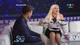 Apresentadora argentina comete gafe ao entrevistar Cau� Reymond